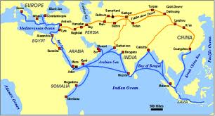 peta islam