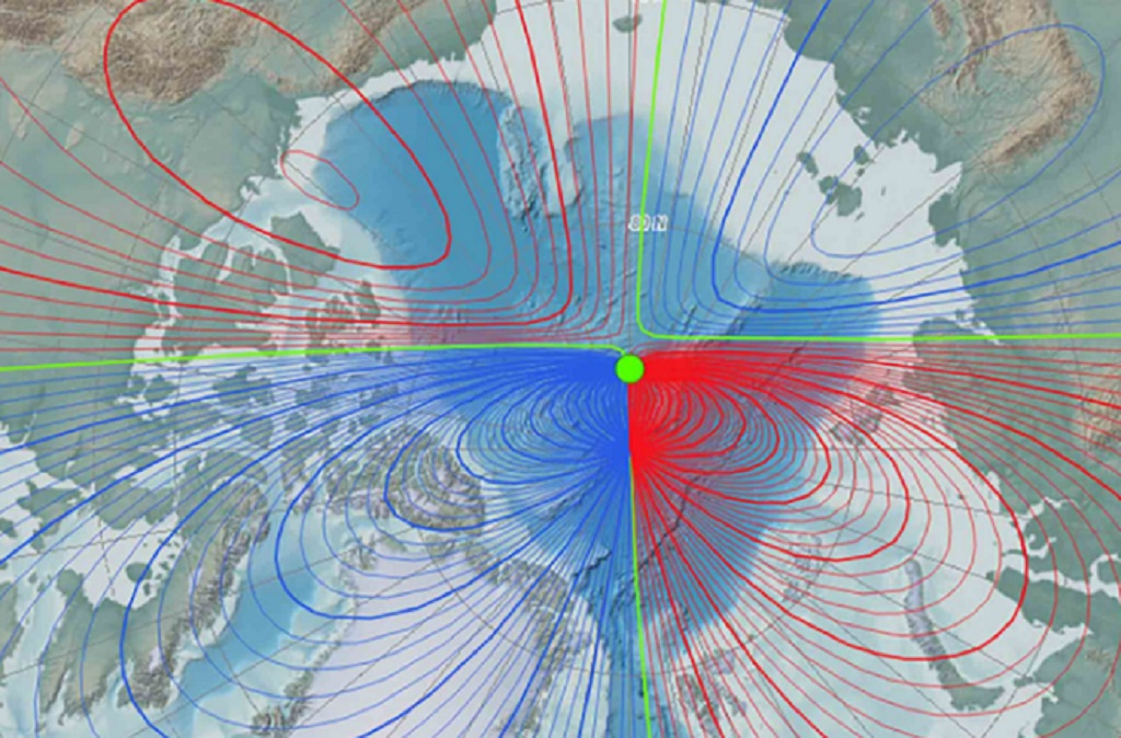 Benarkah Bumi Kiamat, Jika Kutub Magnet Bumi Berbalik Arah ...